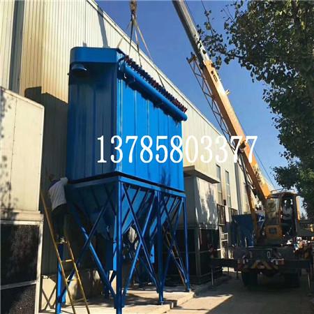 水泥厂专用DMC仓顶脉冲布袋除尘器生产厂家
