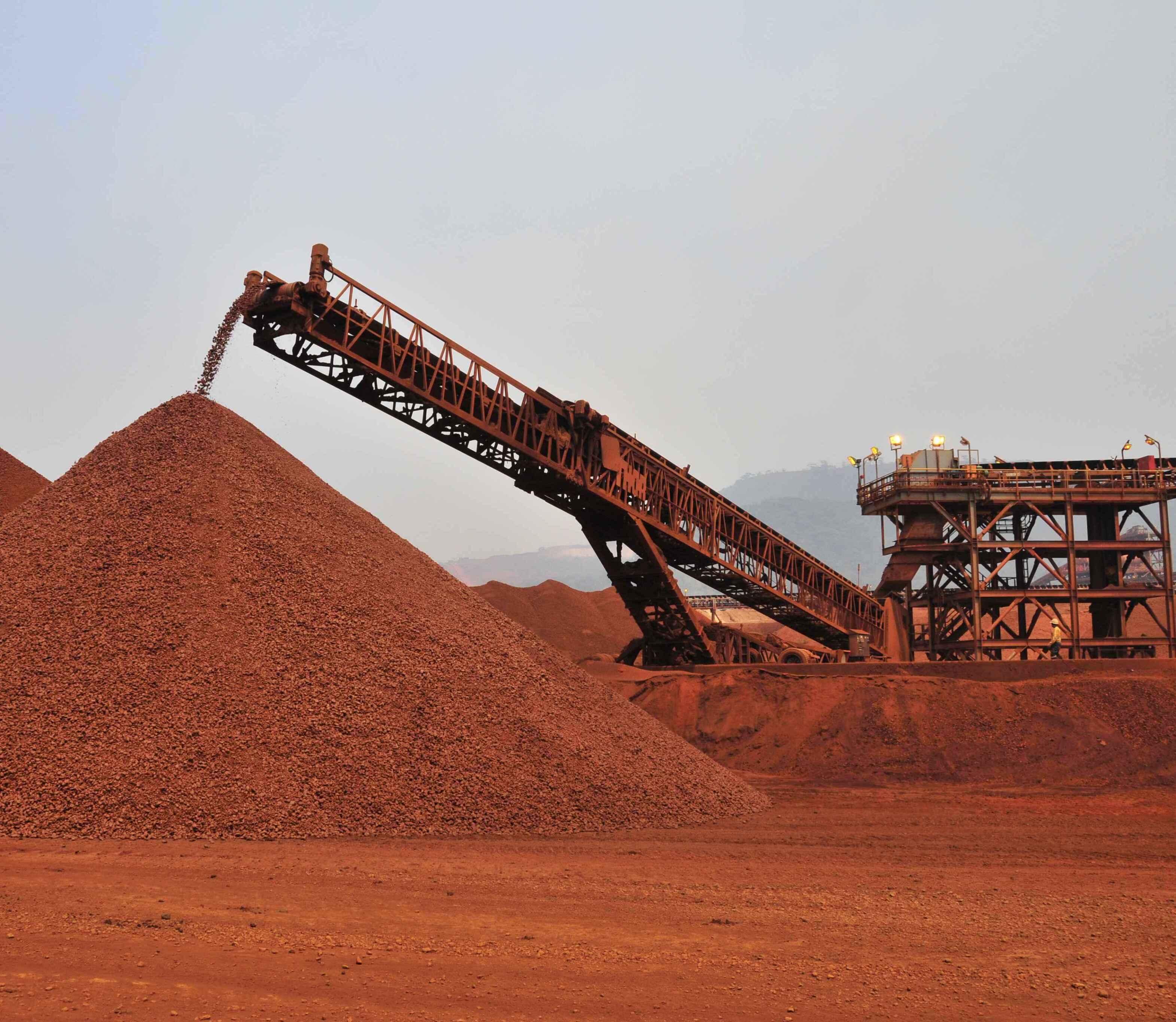 澳大利亚铁矿厂  司机