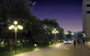 石家庄夜景照明灯生产,专业设计,为您创新
