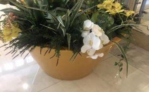 重庆玻璃钢花箱花盆,客户第一,品质为先