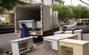 金山区强丰搬场公司长短途搬家钢琴家具拆装