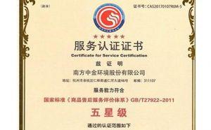 重庆合川区商品售后服务认证电话,为中小企业解决认证难题