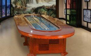 汉阳酒店电动餐桌定制,做工精细,选料上乘