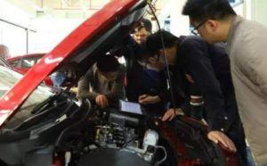 重庆学修汽车,给你一个未来保障