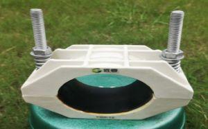 户外耐腐蚀超高压电缆夹具 电缆隧道电缆抱箍安装便捷