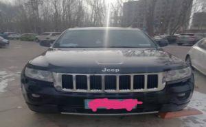 进口Jeep2012款豪华版大切诺基出售