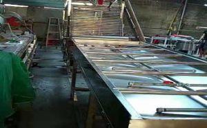 广西柳州大中型不锈钢米粉河粉切粉机