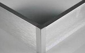 厦门铝合金踢脚线厂家直供,提供一对一的个性化定制服务