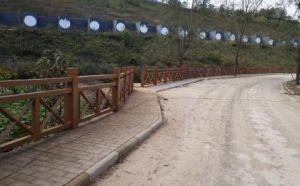 西安仿木护栏,开拓创新,勇于进取