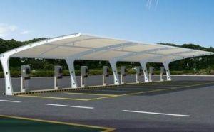苏州张家港膜结构车棚销售,安全环保,品质优越
