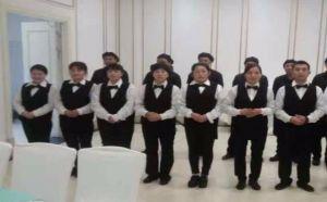 杨浦邯郸路国权路五星级酒店招聘男女小时工