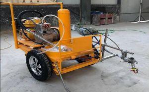 直销单喷头划线机 手推式常温标线机