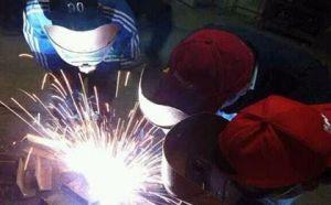 张家港焊工培训,师资力量雄厚,包就业