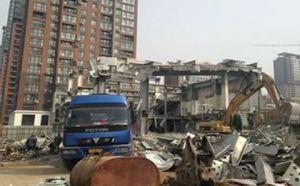 深圳罗湖钢结构拆除回收