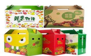 高档水果包装盒子生产厂家 水果礼品包装盒批发价格