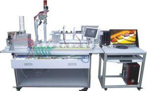 基于PLC/单片机控制的光机电一体化系统装置