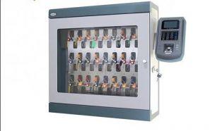 厂家直供 兰德华智能钥匙管理柜系统 汽车钥匙智能管理