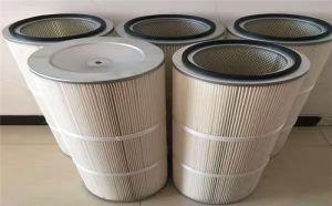 工业除尘聚酯纤维覆膜滤筒P191033