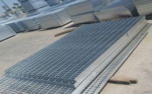 热镀锌防滑承载力强钢格板平台踏步钢格板厂家定做