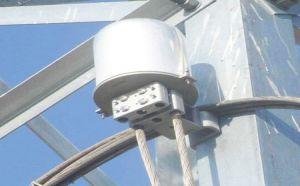 48芯铝合金接头盒 ADSS/OPGW光缆接线盒 光纤接续端面处理方法