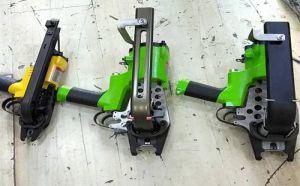 气动锚网连扣机LWQ-11型气动锚网连扣机厂家