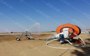 厂家出售平移式喷灌机 卷盘式喷灌机 小型农用喷灌设备