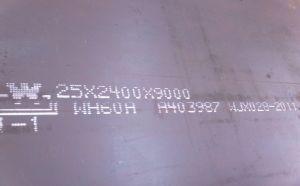 16Mo3容器板化学成分及机械性能