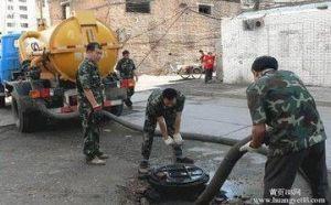 常州武进区管道疏通下水道清洗抽粪