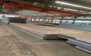 舞钢Q355ND-Z15 钢板120mm厚切割Q355ND-Z15 焊接性能